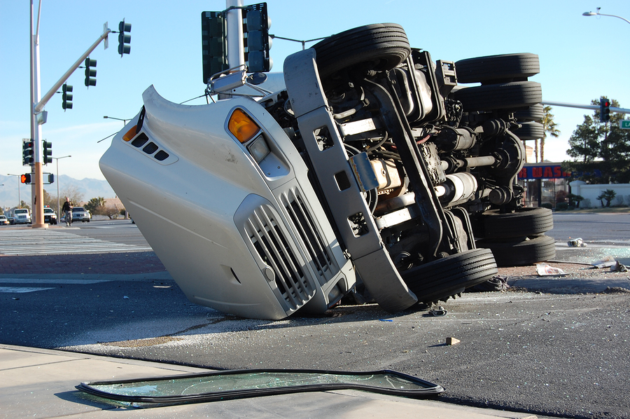 Truck Rollover Accidents and Their Reasons
